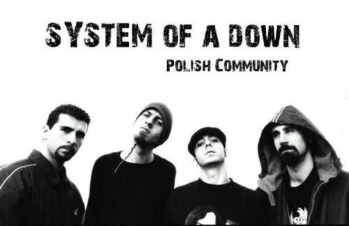 my space sistem of a down: